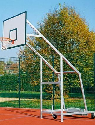 Стойка баскетбольная уличная передвижная, фото 2