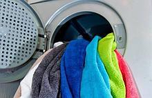 Стирка полотенца