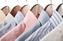 Стирка рубашки