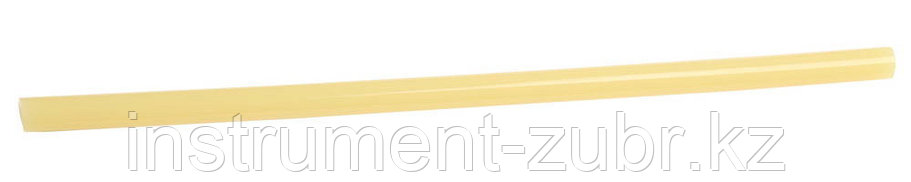 """Стержни ЗУБР """"ЭКСПЕРТ"""" для клеевых (термоклеящих) пистолетов, цвет желтый, 6шт, 12х300мм, фото 2"""