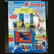Кухня детская голубая Play Set