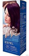 """Крем-краска для волос """"Estel Love"""" (тон: 5/6, божоле)"""