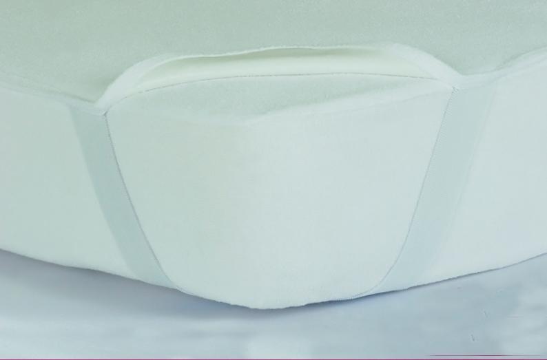 Наматрасник 80х200 водонепроницаемый SUPERSUNNY с резинкой на углах