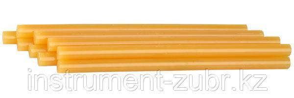 """Стержни STAYER """"MASTER"""" для клеевых (термоклеящих) пистолетов, цвет желтый по бумаге и дереву, 11х200мм, 40шт, фото 2"""