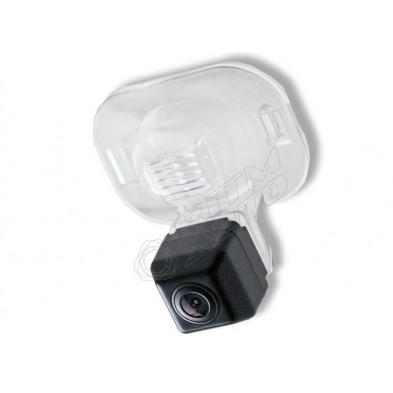 Штатная камера заднего вида для KIA Cerato (08+), Venga,Forte,Verna (седан) (2009 – 2011)