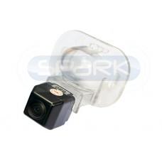 Камера заднего вида для KIA Cerato (08+), Venga, Forte, Verna (седан) (2009 – 2011)
