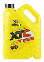 Моторное масло BARDAHL XTC 5w40 5литров