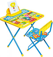 Набор детской мебели Ника Disney ФИКСИКИ АЗБУКА Ф1А, фото 1