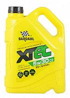 Моторное масло BARDAHL XTEC C2  5w30 5литров