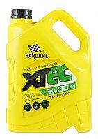 Моторное масло BARDAHL XTEC C3  5w30 5литров