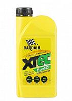 Моторное масло BARDAHL XTEC 5w40 1литр