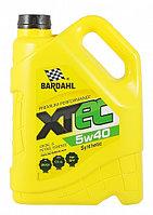 Моторное масло BARDAHL XTEC 5w40 5литров