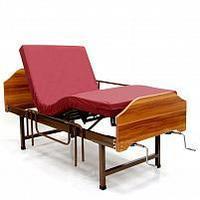 Кровать медицинская функциональная на ножках MET STAUT