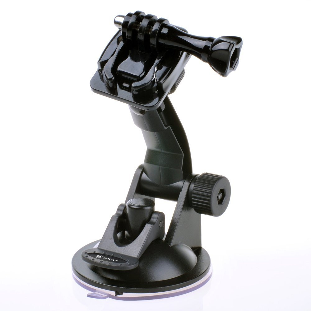 Smatree® Крепление-присоска для GoPro 5/4/3+/3/SJCAM/Xiaomi