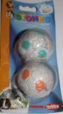 Nobby Минерально солевой камень для грызунов Футболист, 2шт, фото 1