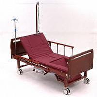 Кровать домашняя медицинская механическая с туалетным устройством MET KARDO