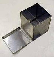 Емкость для испытания образцов бетона 120х120х140 мм