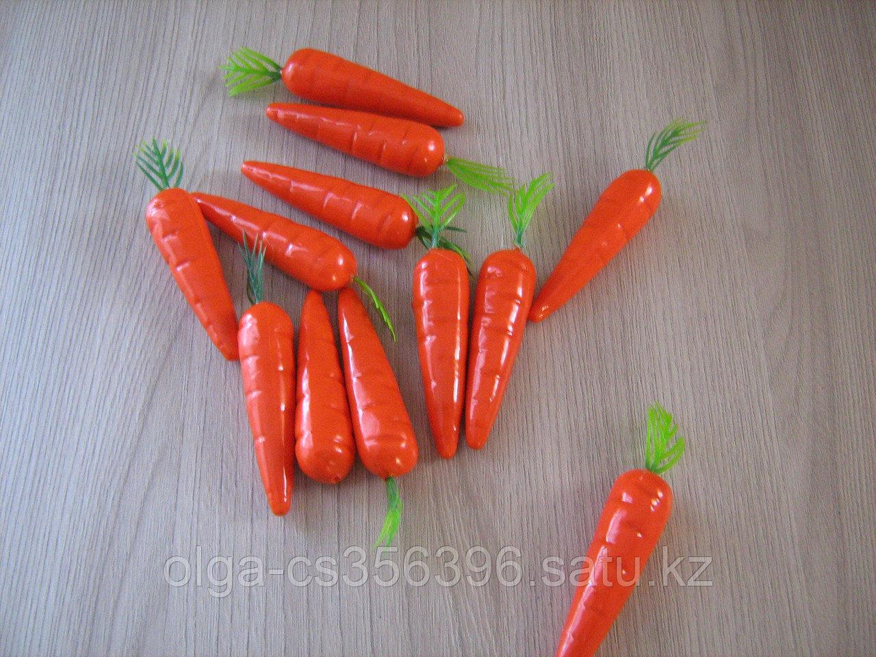 Морковь декоративная 50 мм. Creativ 2472