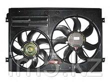 Диффузор радиатора в сборе VW TOURAN 03-05