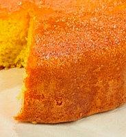 Масляный бисквит со вкусом лимона