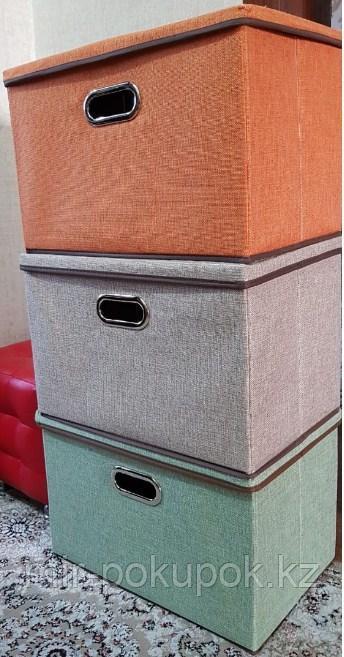 Органайзер-ящик для игрушек, вещей №1 (44×30×30 см), Алматы