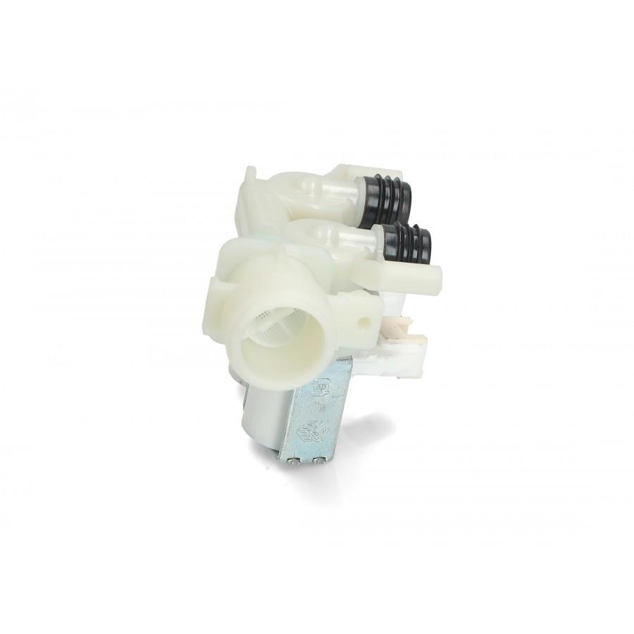 Клапан для стиральной машины 180'  Ф=12 мм фишка