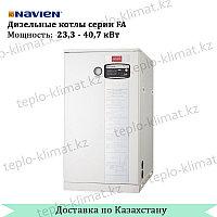 Котел дизельный Navien KDB – 200 FA