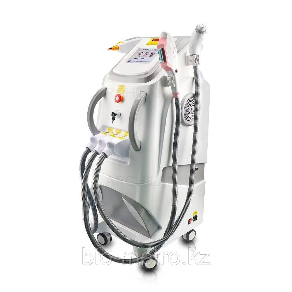 Косметологический аппарат Лазер, Фото эпиляция, RFлифтинг