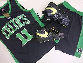 Баскетбольная форма Boston Celtics