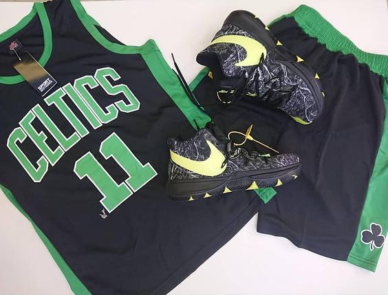 Баскетбольная форма Boston Celtics, фото 2