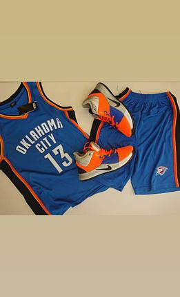 Баскетбольная форма Oklahoma City, фото 2