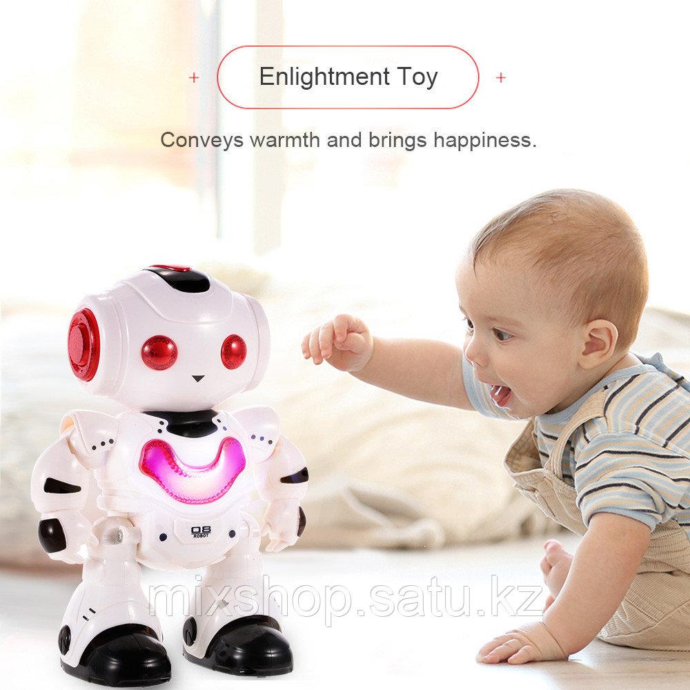 Музыкальный танцующий робот