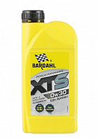 Моторное масло BARDAHL XTS 0w30 1литр
