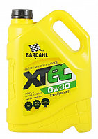 Моторное масло BARDAHL XTEC 0w30 5литров