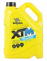 Моторное масло BARDAHL XTM 15w50 5литров