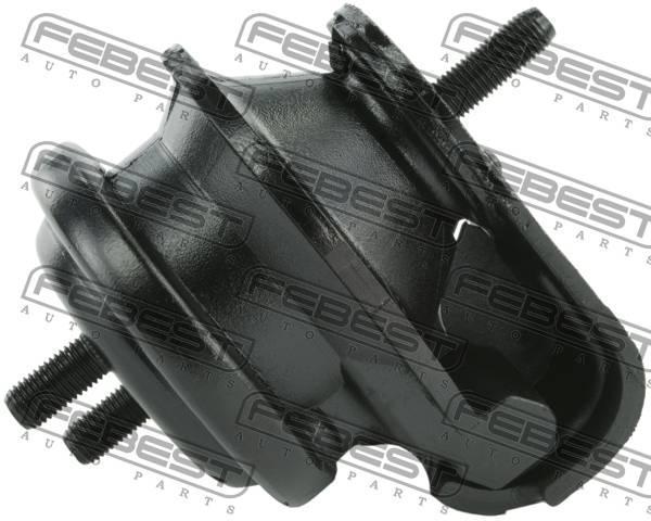 Подушка двигателя гидравлическая передняя пр-лв Febest SZM-017  (11610-65J01 / 11610-65J10 / 11610-66J00)