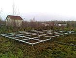 Анкеры, сваи винтовые металлические d133 мм для устройства фундаментов зданий, сооружений, домов, пирсов, фото 6