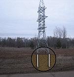 Анкеры, сваи винтовые металлические d133 мм для устройства фундаментов зданий, сооружений, домов, пирсов, фото 5