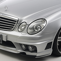 Mercedes Benz E-Class w211 ('06y~) Made in Japan.