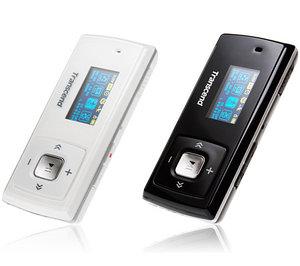 MP3 Плеер Transcend T.sonic MP710 8GB (TS8GMP710W)