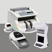 Банковское оборудование (счетчики и детекторы банкнот, аксессуары)