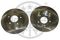 Тормозные диски  Nissan Maxima  (88-94, задние, Optimal)