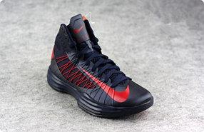 Кроссовки для баскетбола Nike Lunar Hyperdunk черные