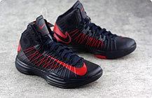 Кроссовки для баскетбола Nike Lunar Hyperdunk черные, фото 2