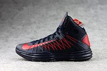 Кроссовки для баскетбола Nike Lunar Hyperdunk черные, фото 3