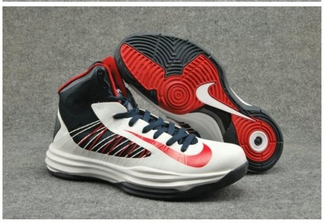 Nike Lunar Hyperdunk X  баскетбольные кроссовки белые