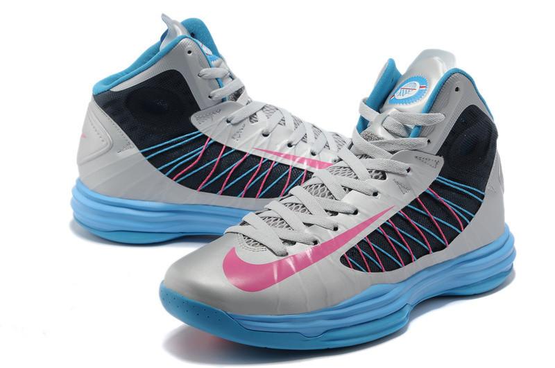 Баскетбольные кроссовки Nike Lunar Hyperdunk X