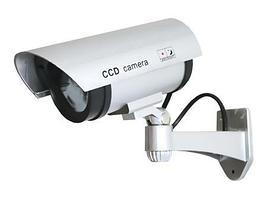 Уличный муляж видеокамеры с мигающим светодиодом