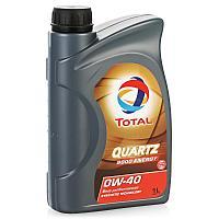 Моторное масло Total Quartz 9000 Energy 0W-40 1литр