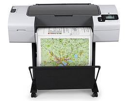HP DesignJet T790 Струйный Принтер(Плоттер) CR648A (Без лотка и подставки), фото 3